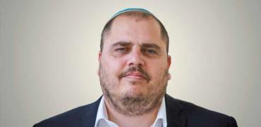 """רו""""ח רולנד עם–שלם/ צילום: שלומי יוסף"""