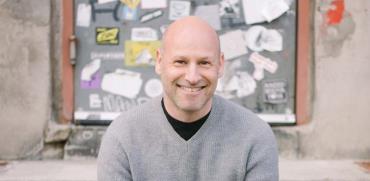"""ג'וזף לובין, מייסד ומנכ""""ל חברת הבלוקצ'יין Consensys / צילום: יח""""צ, Zaza Weissgerber"""