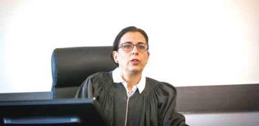 השופטת מיכל אגמון גונן/  צילום: שלומי יוסף