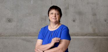 פרופסור מימי אייזנשטדט / צילום: איל יצהר