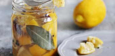 לימון כבוש בסגנון מרוקאי / צילום:, Shutterstock | א.ס.א.פ קריאייטיב