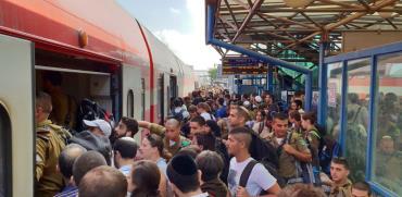 רכבת ישראל/  צילום:Shutterstock א.ס.א.פ קרייטיב