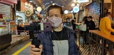 """אורי אונטרמן, יאללה באסטה: אמזון מוכרת סיורי תיירות וירטואליים / צילום: יח""""צ"""