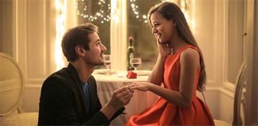 הצעת נישואים / צילום: shutterstock, שאטרסטוק