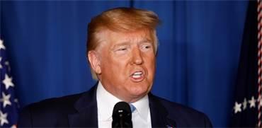 """נשיא ארה""""ב, דונלד טראמפ / צילום: טום ברנר, רויטרס"""