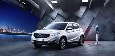 """רכב חשמלי של SERES הסינית / צילום: יח""""צ"""