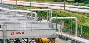 תחנת כוח גיאותרמית של אורמת בניו זילנד  / צילום: shutterstock, שאטרסטוק