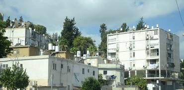שכונת תל חנן, נשר / צילום: איל יצהר, גלובס