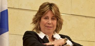 """נשיאת בית הדין הארצי לעבודה, השופטת ורדה וירט ליבנה / צילום: יח""""צ"""