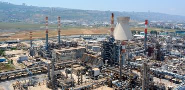 מפעלי מפרץ חיפה / צילום: גיל ארבל