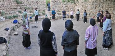 מעגל נשים חרדיות / צילום: רפי קוץ