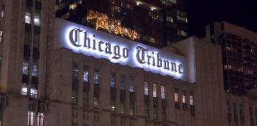 """מערכת העיתון """"chicago tribune"""" / צילום: shutterstock, שאטרסטוק"""