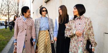 שבוע האופנה מילאנו / צילום: Gettyimages ישראל