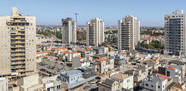 קריית גת. שיווק של 7,600 יחידות דיור בשלוש שנים / צילום: shutterstock, שאטרסטוק