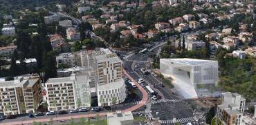 שכונת נווה שאנן / הדמיה: עיריית חיפה