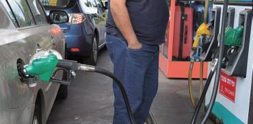 מחיר הדלק עולה / צילום: תמר מצפי, גלובס