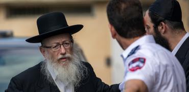 שר הבריאות יעקב ליצמן / צילום: Ariel Schalit, Associated Press