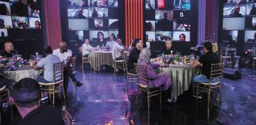 אפטאר לעובדי סודהסטרים / צילום: אביתר ניסן
