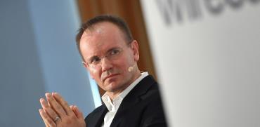 """מנכ""""ל ויירקארד, מרקוס בראון / צילום: FrankHoermann/SVEN SIMON, רויטרס"""