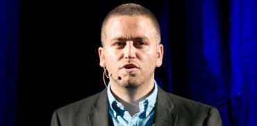 """אורי רפאל, מייסד שותף ומנכ""""ל חברת אפסולבר (upsolver)  / צילום: תומר פולטין"""