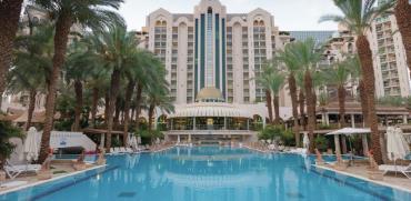 """מלון הרודס פאלאס של פתאל באילת   / צילום: יח""""צ"""