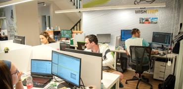 מרכז הפיתוח של ווישטריפ בירושלים / צילום: ינון פוקס