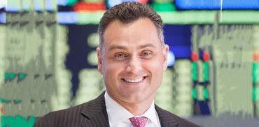 אלכס איברהים, מנהל השווקים הבינלאומיים בבורסת ניו יורק / צילום: NYSE