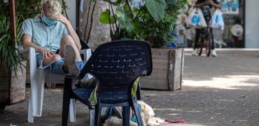 לצעירים נגמרים מקומות העבודה בעקבות המשבר הכלכלי והאבטלה מזנקת / צילום: כדיה לוי, גלובס