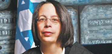 שופטת בית המשפט המחוזי בחיפה, בטינה טאובר / צילום: עינת לברון, גלובס