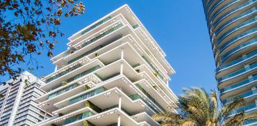 בניין Beirut Terraces, ביירות / צילום: shutterstock, שאטרסטוק