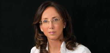 """עו""""ד קרין מאיר רובינשטיין, נשיאה ומנכ""""לית האיגוד הישראלי לתעשיות מתקדמות / צילום: סיון פרג'"""