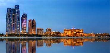 אבו דובאי, עיר הבירה של איחוד האמירויות הערביות / צילום: שאטרסטוק