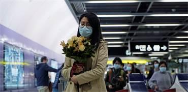 התפרצות נגיף הקורונה בהונג קונג / צילום: Kin Cheung, AP