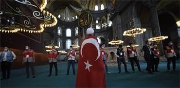 טורקיה מתרחקת מהחילוניות