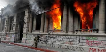 הפגנות בגואטמלה