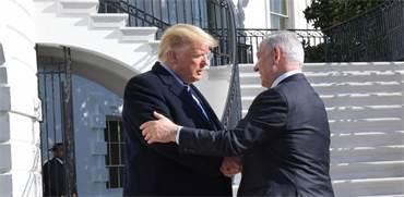 """ראש הממשלה בנימין נתניהו ונשיא ארה""""ב דונלד טראמפ / צילום: קובי גדעון, לע""""מ"""