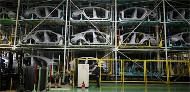 מפעל יונדאי בדרום קוריאה / צילום: Kim Hong-Ji, רויטרס
