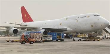 מטוס התובלה של אל על  / צילום: מיכל רז-חיימוביץ, גלובס