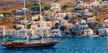 האי היווני סימי / צילום: שאטרסטוק