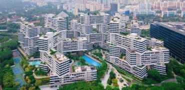 """פרויקט """"המארג"""" בסינגפור / צילום: Shutterstock   א.ס.א.פ קריאייטיב"""