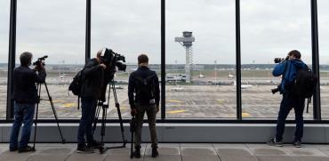 שדה התעופה החדש של ברלין. מה שהיה אמור להיות סמל הבירה המאוחדת, הפך למבנה שמנציח כישלון גרמני / צילום: רויטרס - Annegret Hilse