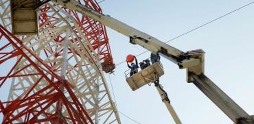 אשכול הנגב, הפרויקט הגדול של חברת החשמל / צילום: איל יצהר