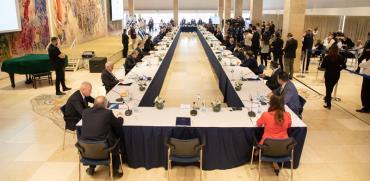 ישיבת ממשלת האחדות / צילום: אוהד צויגנברג ידיעות אחרונות