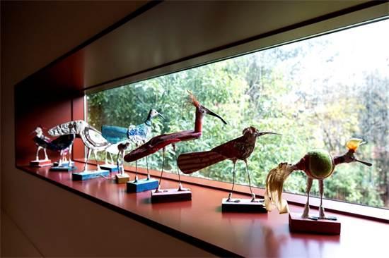 """אפשר להכיר תרבויות שונות דרך האוספים המוצגים בבית / צילום: יח""""צ טולמנ'ס"""