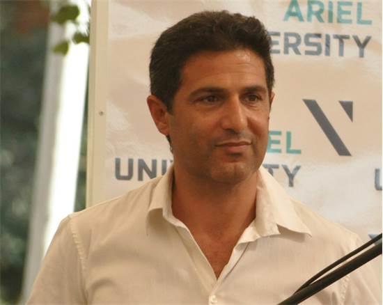 """ד""""ר ארז כהן, חבר סגל במחלקה לישראל במזרח התיכון ומדעי המדינה באוניברסיטת אריאל / צילום: יח""""צ אוניברסיטת אריאל"""