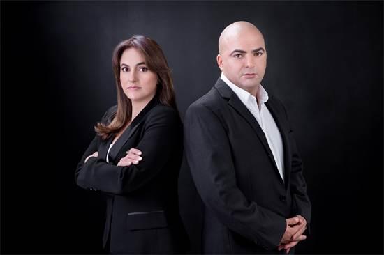 עורכי דין גיא תותי ומירב תותי אשבל ממשרד עורכי הדין תותי אשבל / צילום: ענבל מרמרי