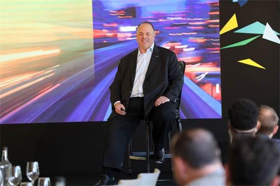 """סת' ראווין, מייסד ומנכ""""ל חברת רימיני סטריט / צילום: ביזנס טיים סקנורמה"""