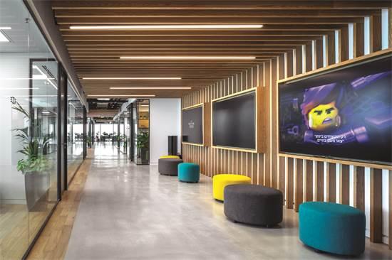 משרדי ELCO / תכנון ועיצוב: מעוז פרייס אדריכלים / צילום: עוזי פורת