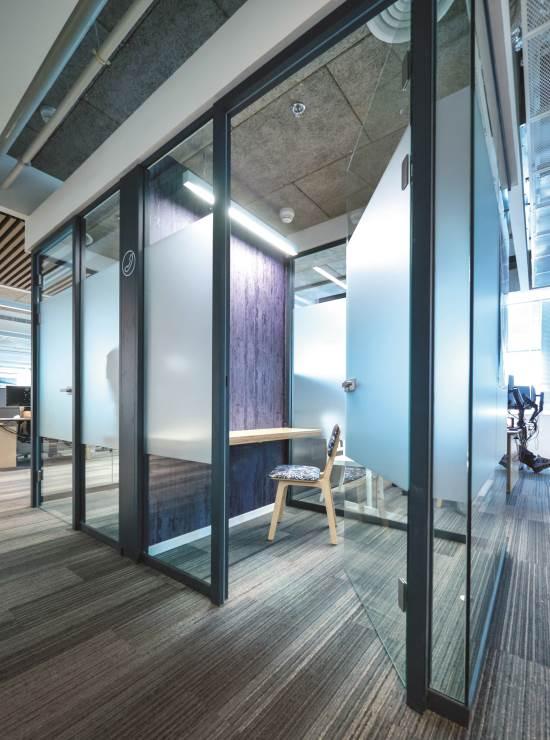 משרדי PERION / תכנון ועיצוב: רם גולדברג אדריכלים / צילום: עוזי פורת