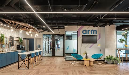 משרדי ARM / תכנון ועיצוב: הדס מקוב אדריכלים / צילום: עוזי פורת